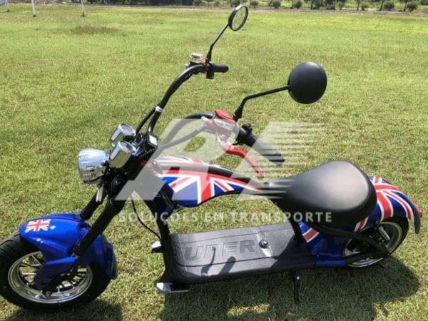 Moto elétrica Chopper X14 – 2000W